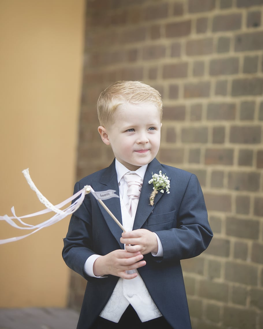 Bushey Church Wedding
