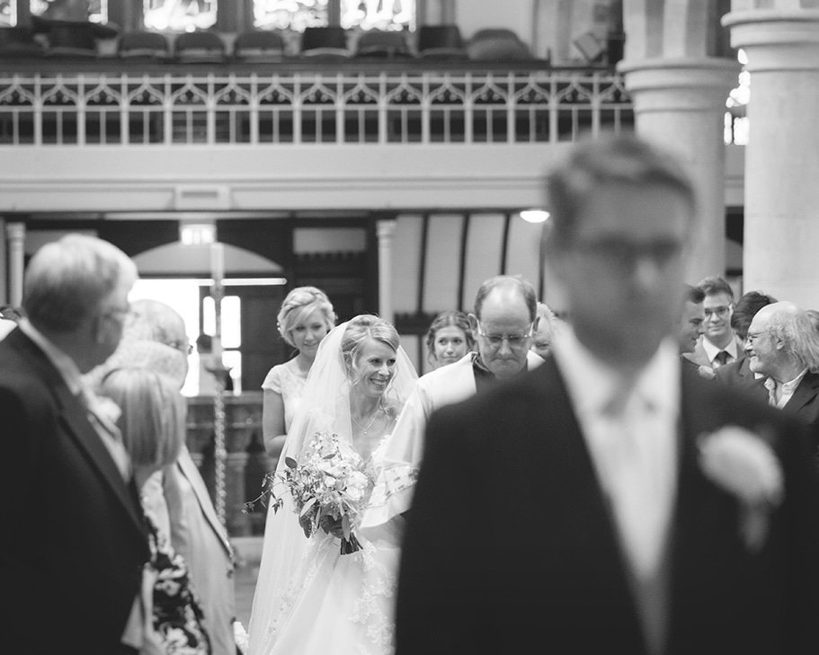Hertfordshire Country Farm Wedding