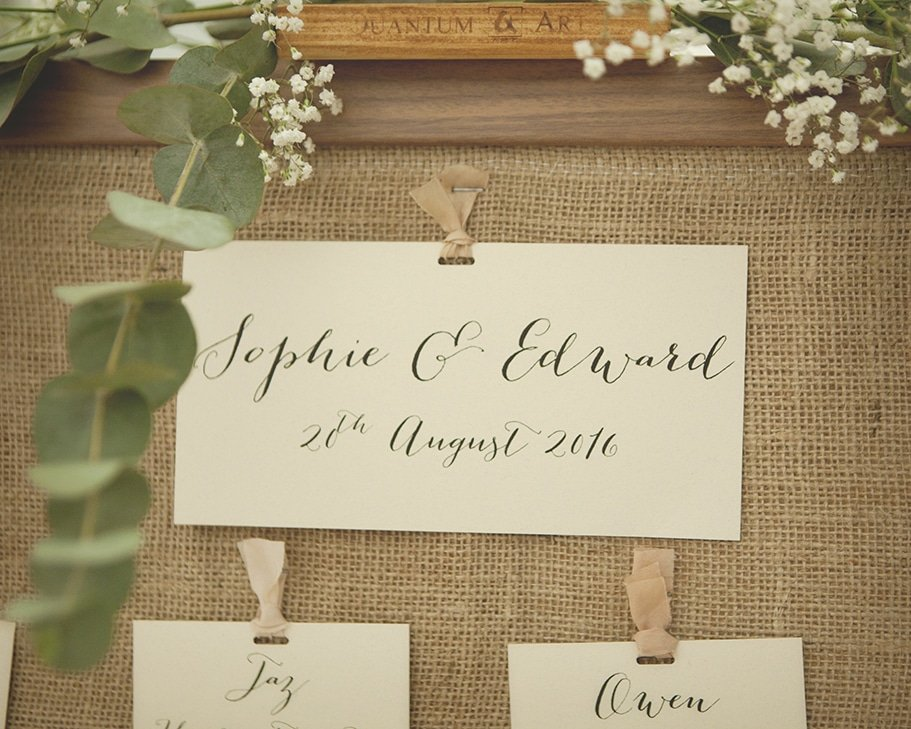 Hertfordshire Country Farm Wedding