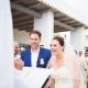 Destination wedding ceremony in Ibiza