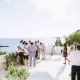 Destination wedding behind the scene
