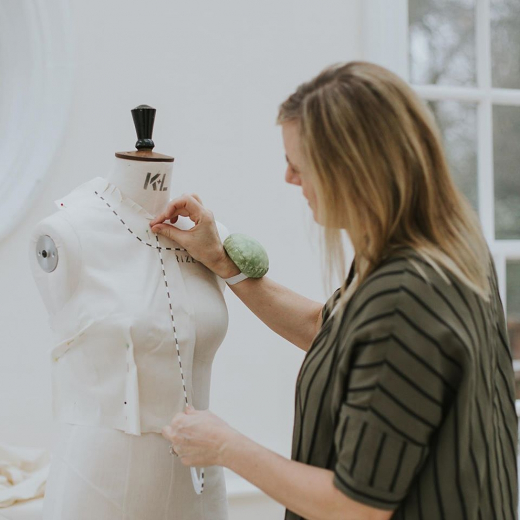 Bespoke bridal designer